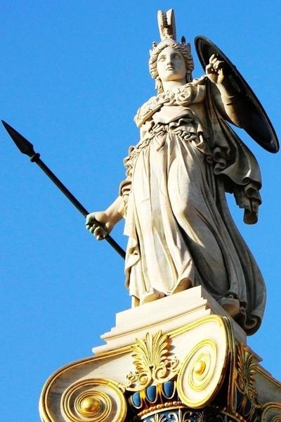 看《泡泡女神》五大主神 /strong> 作为奥林匹斯十二主神之一,雅典娜